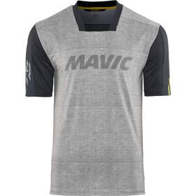 Mavic Deemax Pro maglietta a maniche corte Uomo grigio/nero